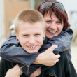 Mother and son — Stock Photo #6298302