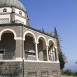 Catholic Franciscchapel on Mount of Beatitudes in Galilee ,Israel — Foto Stock #5418975