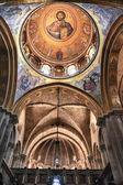 Intérieur de l'église du saint-sépulcre — Photo