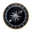 Stock Photo: Compass, isolated