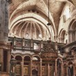 Interior of the Church of the Holy Sepulchre — Stock Photo