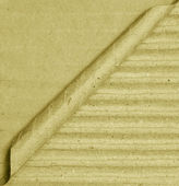Textured cardboard. — Stock Photo
