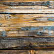 Weathered wooden plank — Stock Photo #5446653
