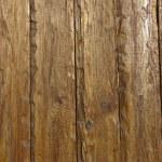 White wooden plank — Stock Photo