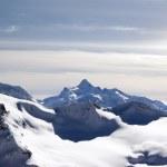 Caucasus Mountains. View from Elbrus. — Stock Photo #5937895