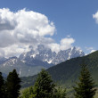 Foto Stock: Summer mountains