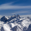 View from Elbrus — Stock Photo #6474073