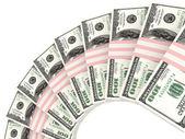 Dollars money — Stock Photo