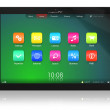 Tablet PC — Stock Photo #5442894
