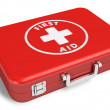 First aid kit — Stock Photo #5442901