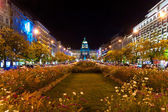 Night Prague, Czech Republic — Stock Photo