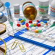 Stock Photo: Medical/pharmacy concept