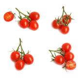 Tomates cerises rouges — Photo