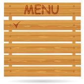 Signboard — Stock Vector