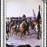 CUBA - CIRCA 1981 Bonaparte in Egypt — Stock Photo