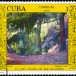 CUBA - CIRCA 1988 Landscape — Stock Photo