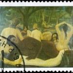 Постер, плакат: CUBA CIRCA 1977 Bathers