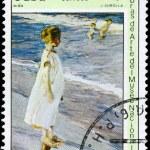 CUBA - CIRCA 1978 Girl — Stock Photo #6262159