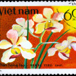 VIETNAM - CIRCA 1979 Vanda - Stock Photo
