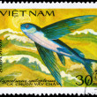VIETNAM - CIRCA 1984 Flying Fish — Stock Photo