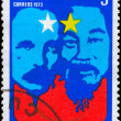 Stock Photo: CUB- CIRC1972 Jose Marti, Ho Chi Minh