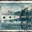 CHINA - CIRCA 1956 Pei-Hai Lake - Stock Photo
