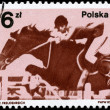 Stock Photo: POLAND - CIRC1983 Equestrian