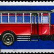 USSR - CIRCA 1973 Ya-6 Autobus - Stock Photo