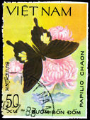 VIETNAM - CIRCA 1983 Papilio — Stock Photo