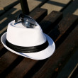 White hat — Stock Photo