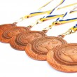 Medals — Stock Photo #6169598