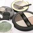 Eye shadows — Stock Photo
