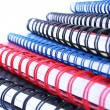 Copybook stack — Stock Photo #6202043