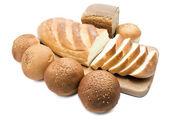 świeżego chleba — Zdjęcie stockowe