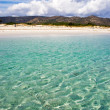 Spiaggia Cinta, Sardegna - Foto de Stock  