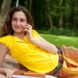 On the phone — Stock Photo #6448929