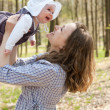 Mother and baby — Stock Photo #6450182