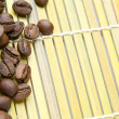 Coffee Beans, with copyspace — Stock Photo