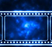 Abstracte foto film — Stockfoto