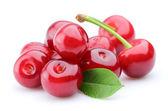 Juicy cherry — Stock Photo