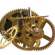 Clockwork gears — Stock Photo #5405816