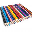 Colored pencils - Foto Stock