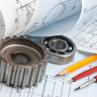 Technical drawing — Stock Photo #5419544