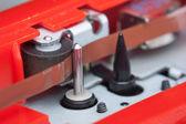 盒式磁带传输机制 — 图库照片