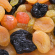 Dried fruit slices - Foto Stock