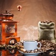 Still life with coffee.tif — Stock Photo #5398470