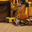 Working tools - Stockfoto