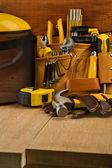 рабочие инструменты — Стоковое фото