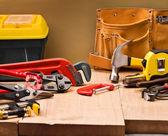 Heavy duty hand tool — Stock Photo