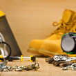 Safety tools — Stock Photo #6405653